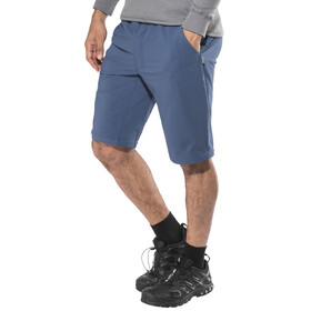 Meru Alcoy Zipp-Off Pants Men Navy